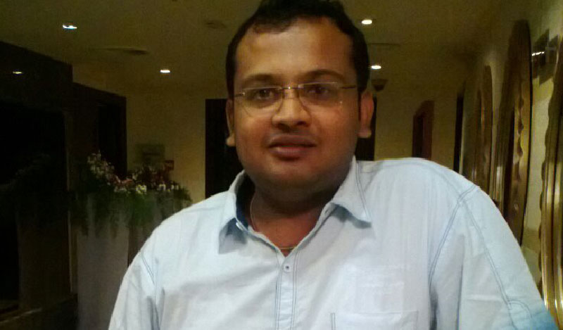 Hemant Agarwal, who works with an FMCG major in Bilaspur, does most of the online shopping