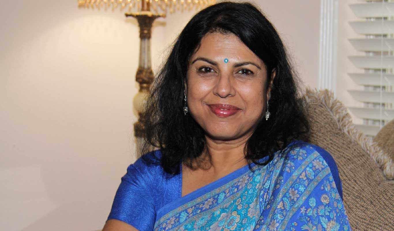 Interview – Chitra Banerjee Divakaruni unplugged