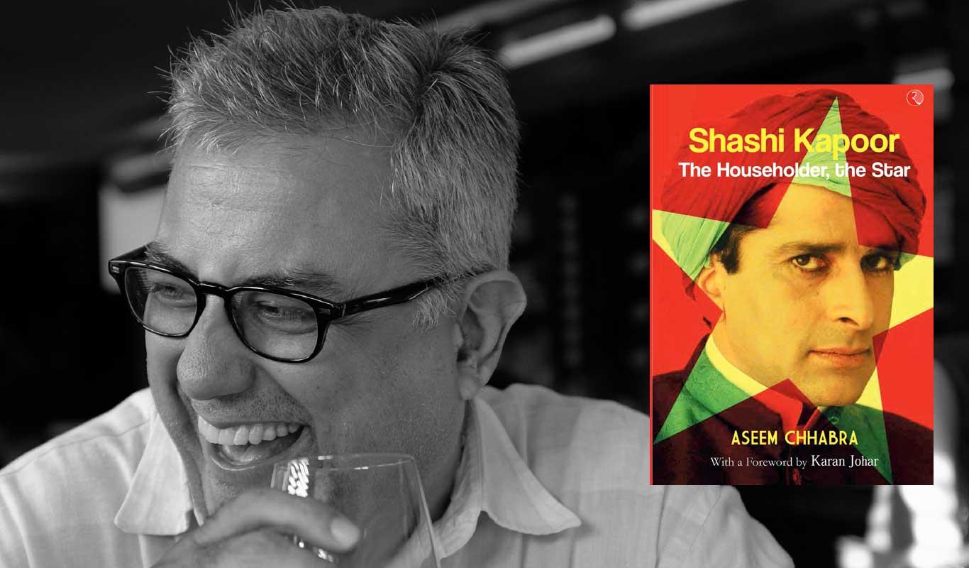 Aseem Chhabra on Shashi Kapoor