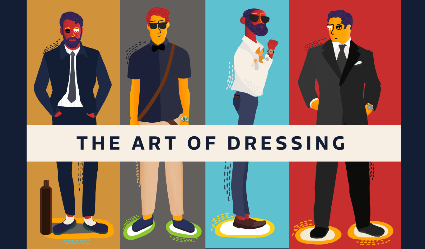 Men's accessories – The top-to-toe guide