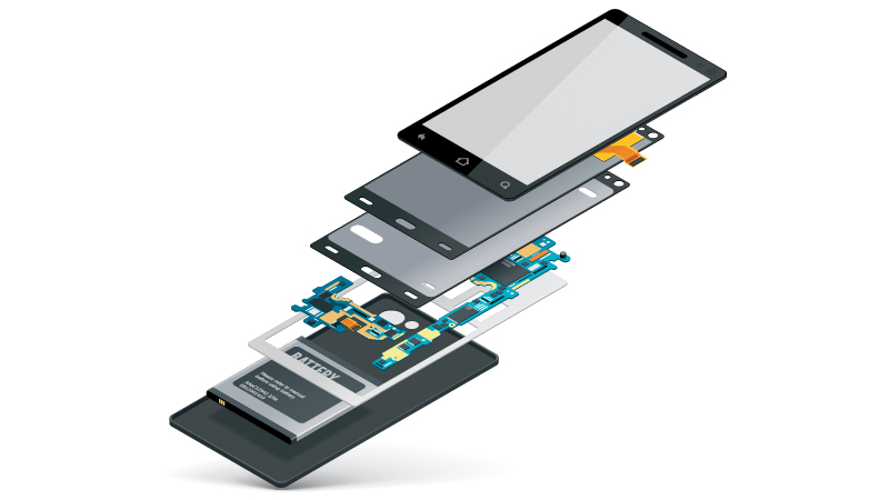 Image result for smartphone displays