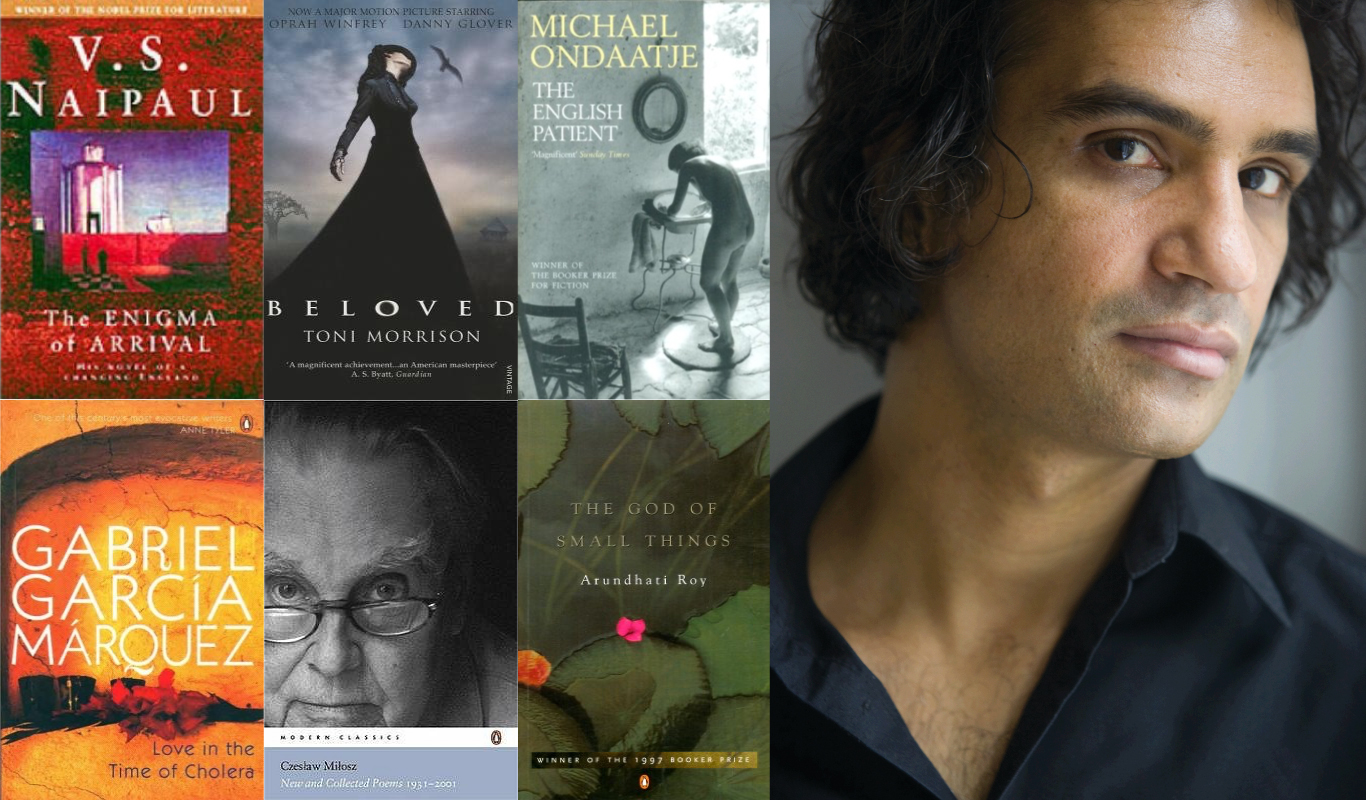Nadeem Aslam on his Top 20 Favourite Books