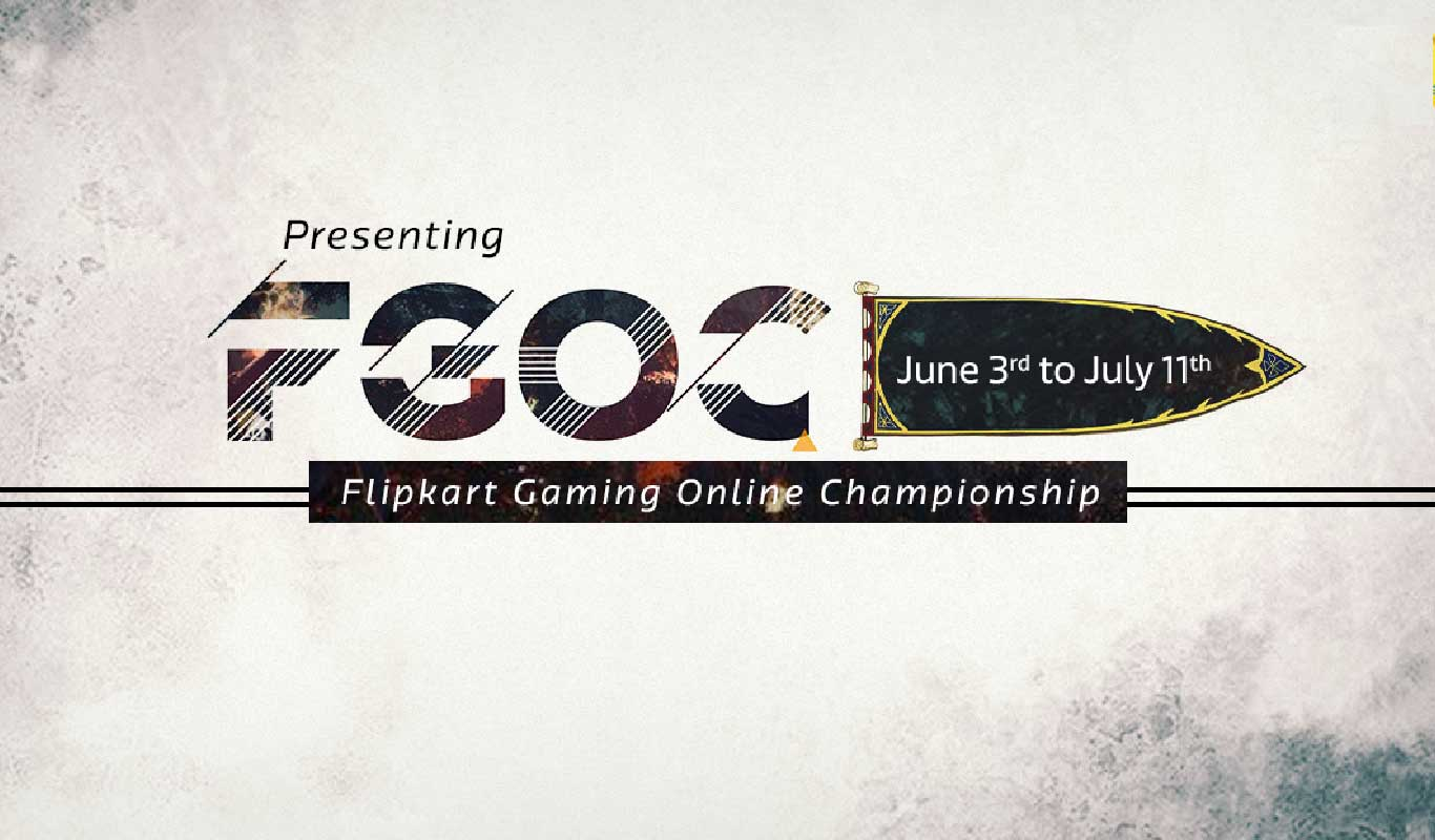 Gamers! Play and win at Flipkart Gaming Online Championship