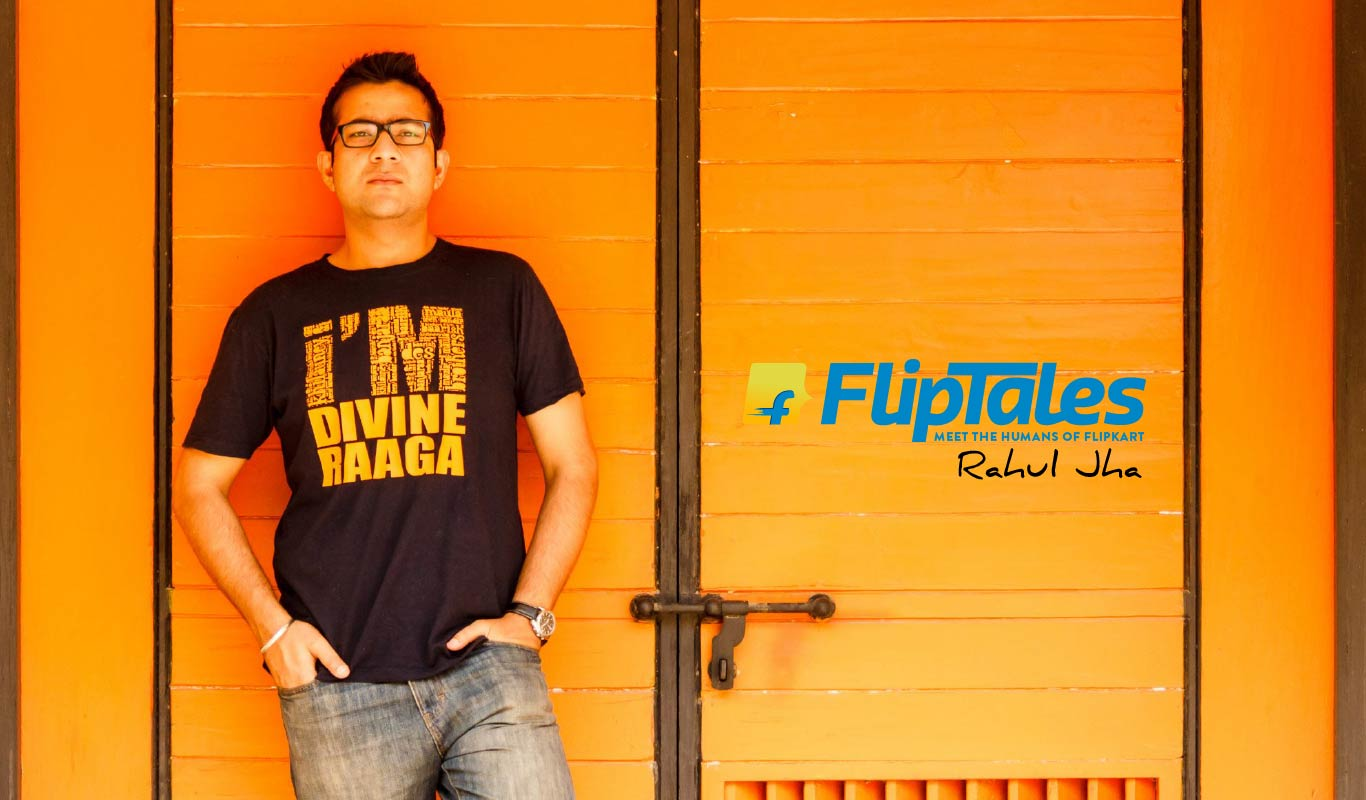How Flipster Rahul Jha strikes the right work-music chord