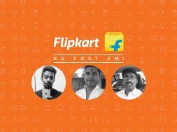 No Cost EMI Flipkart customer stories