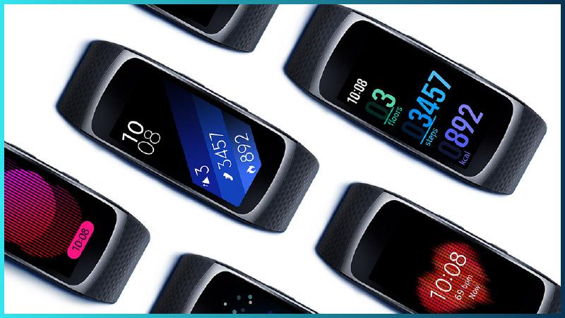 Samsung Gear Fit2 - Smart Cookie