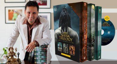 Amish - The Shiva Trilogy