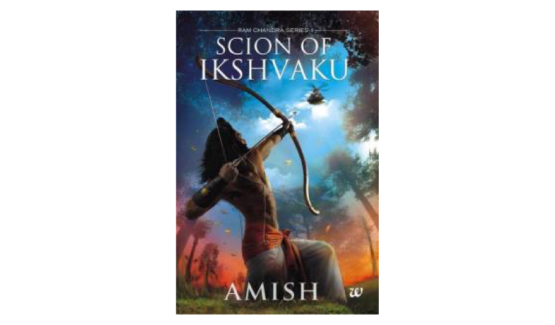 Amish - The Scion of Ikshvaku