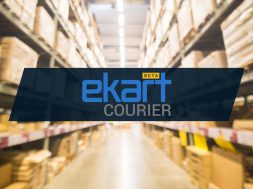 Ekart Courier - how to use it