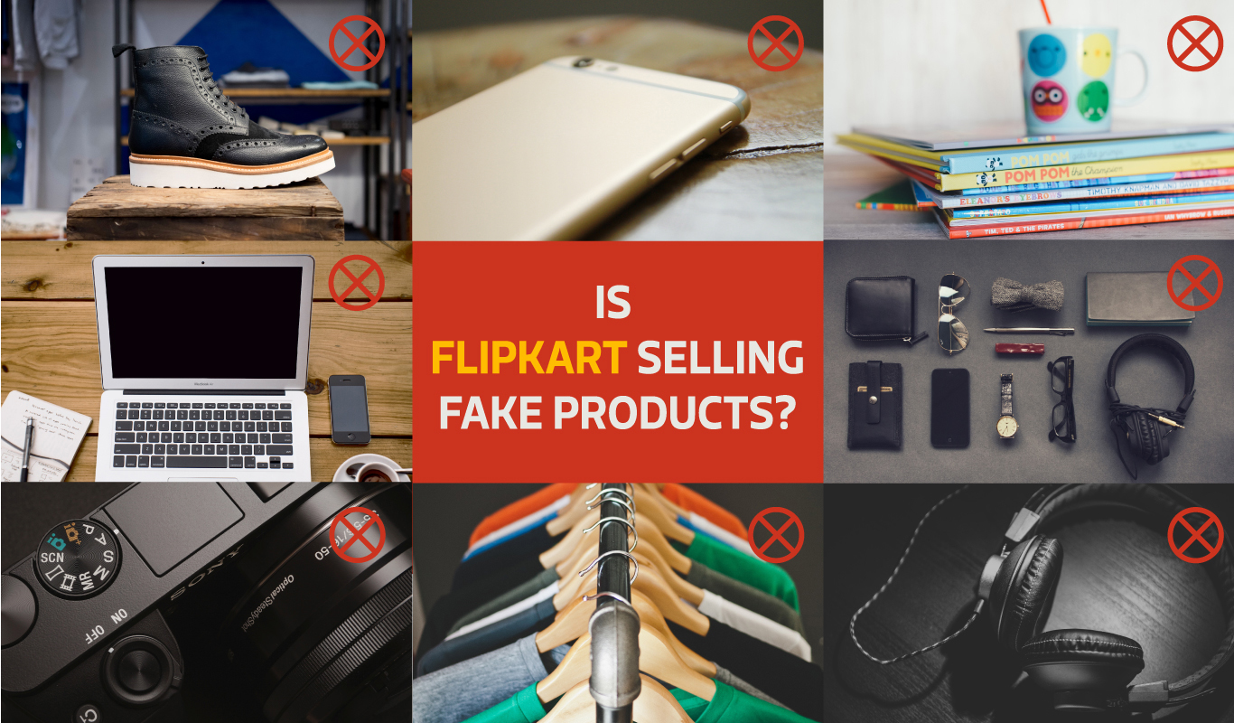Are fake products sold on Flipkart? Here are the authentic answers