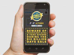 Fraudulent websites fake offers Flipkart