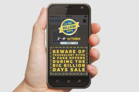 Fraudulent websites fake offers Flipkart