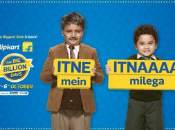 Flipkart Big Billion Days Campaign