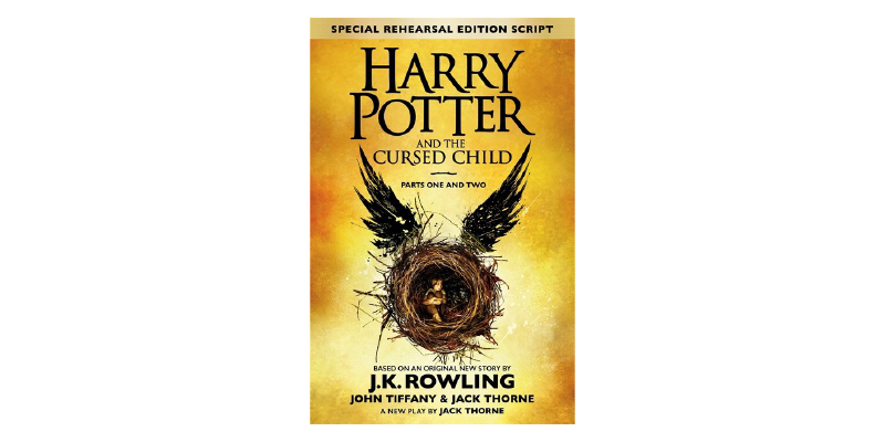 Buy Harry Potter And The Cursed Child on Flipkart