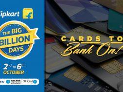 SBI card offers for Flipkart Big Billion Days 2016