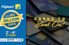 SBI card offers for Flipkart Big Billion Days 2016