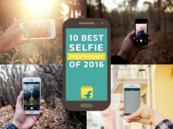 best selfie smartphones