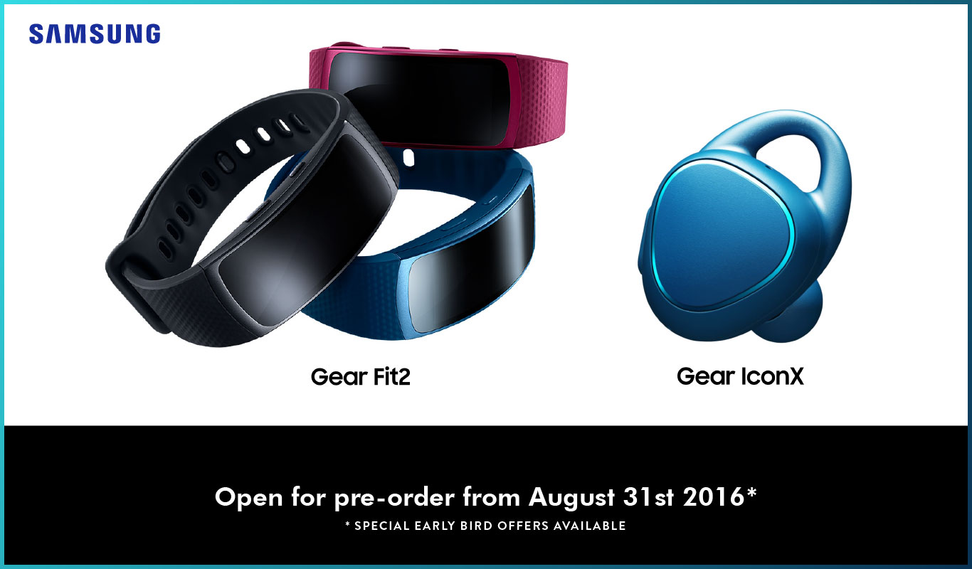 Samsung gear fit 2 gear iconx hands on putting fitness at the top - Samsung Gear Fit2 And Gear Iconx Active Tech Just Got Way Smarter