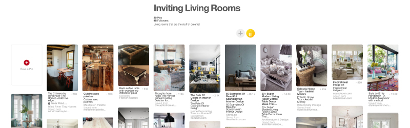 Check out some interesting Living Room ideas for your Bachelor Pad on our Pinterest board.