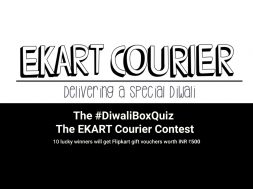 Ekart Courier Contest