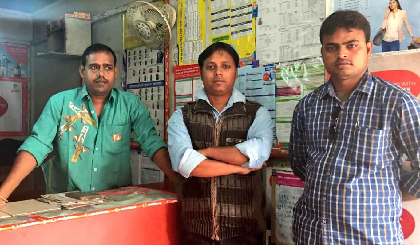 Asansol - Flipkart customers