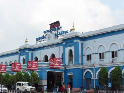 Asansol Railway Station