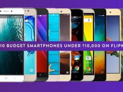 Budget smartphones