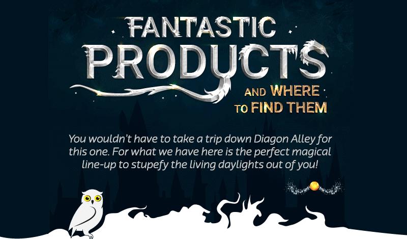 Harry Potter merchandise