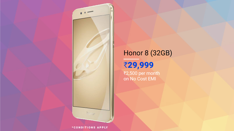 premium smartphone deals Honor 8