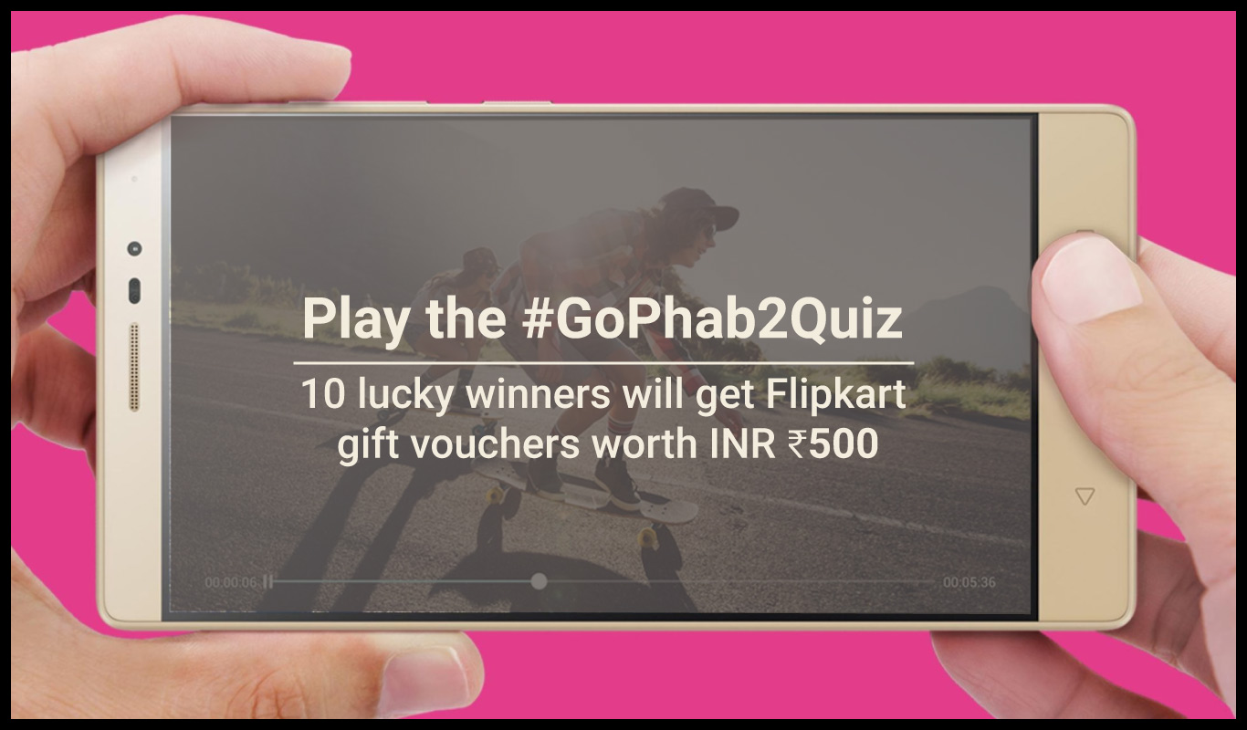 #GoPhab2Quiz – Play the Lenovo Phab 2 Contest