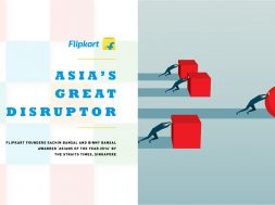 Disruptors - Flipkart Asian of the Year 2016