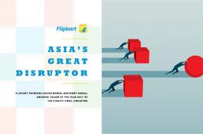 Disruptors - Flipkart Asian of the Year 2016