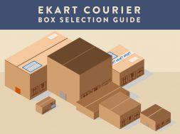EKART Courier Box