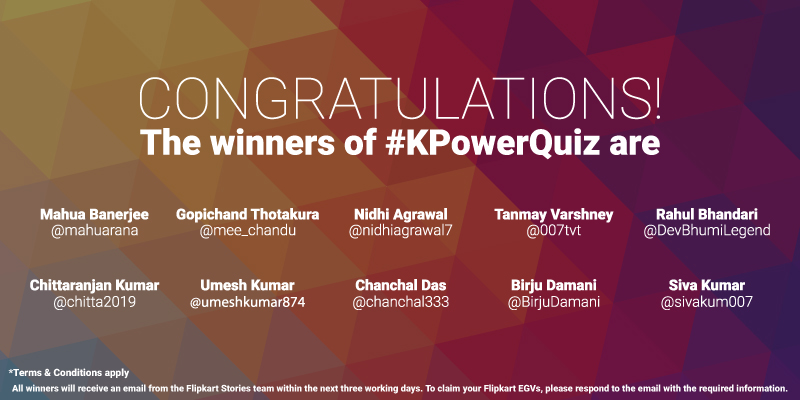 Lenovo K6 Power contest