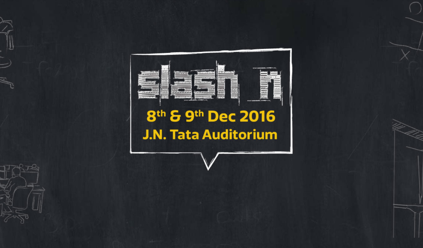 #slashn @Flipkart | Tech Talks in Tweets