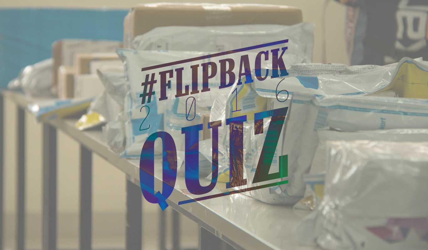 #FlipBack2016Quiz – How deeply have you read the top Flipkart Stories?