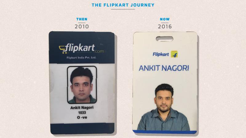 Ankit Nagori - Flipkart