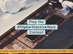 Flipkart Accessories Carnival sale contest