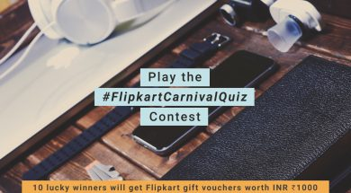 Flipkart Accessories Carnival sale contest
