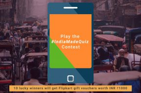 Made in India smartphones contest