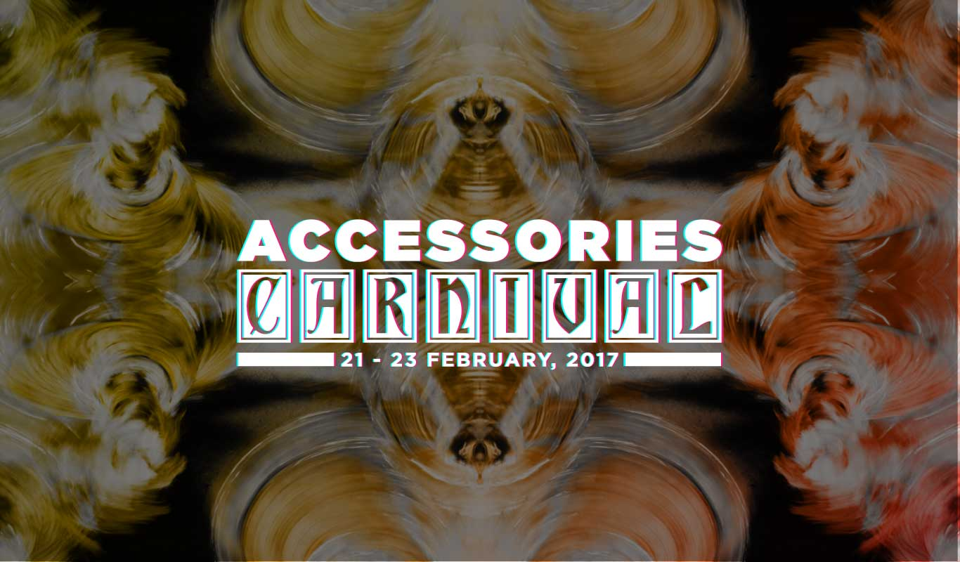 Flipkart Accessories Carnival is Back– Fascinating deals on top brands