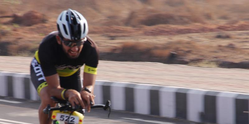 Nagaraj Harsha Ironman