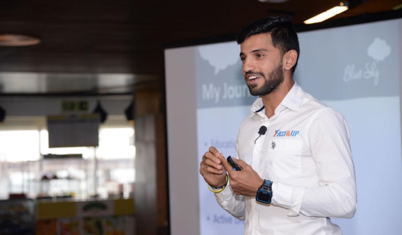 Ironman Nagaraj Harsha on tech for triathletes and Flipkart values