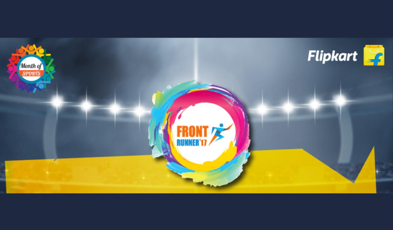 #Frontrunner17 – Rahul Dravid unveils Flipkart's 10-year celebrations