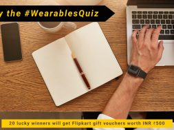 Flipkart Smart Wearables Contest