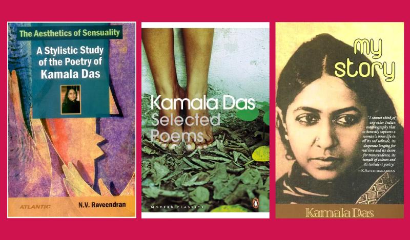 Indian women writers - Kamala Das
