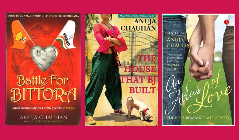 Indian Women Writers - Anuja Chauhan
