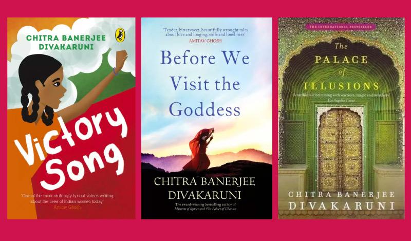 Indian women writers - Chitra Banerjee Divakaruni