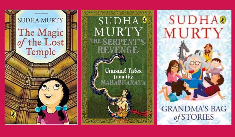 Indian women writers - Sudha Murty