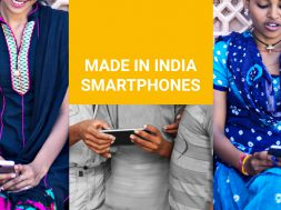 Made in India Smartphones